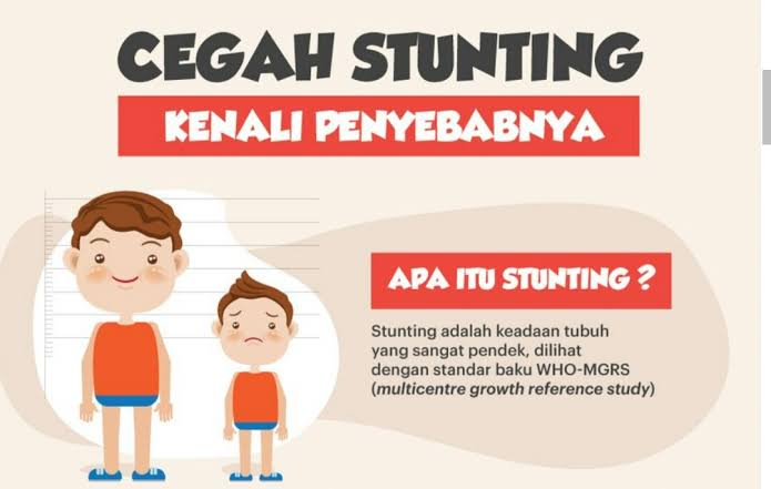 Sri Mulyani Bercerita Tentang Stunting di Indonesia . Sumber Foto: kemkes