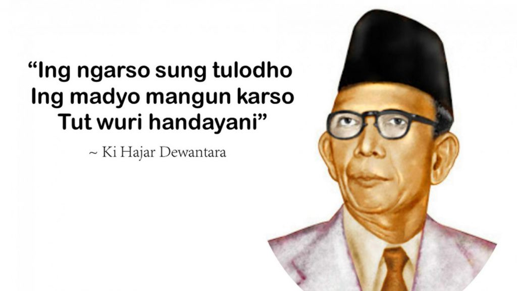 Biografi Ki Hajar Dewantara Bapak Pendidikan Nasional Indonesia