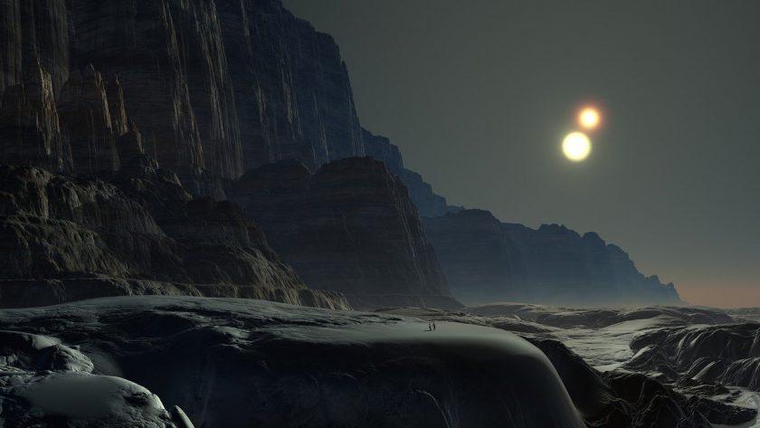 Remaja 17 Tahun Temukan Planet Baru! Sumber: Pixabay
