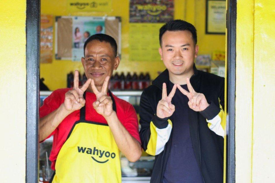 Wahyoo Akuisisi Alamat.com. Sumber Foto: katadata