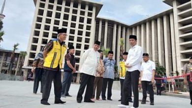 Photo of Terowongan Silaturahmi Masjid Istiqlal dan Katedral Jakarta