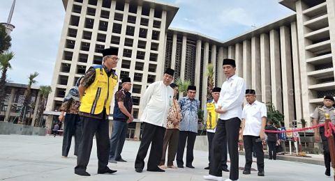 Terowongan Silaturahmi Masjid Istiqlal dan Katedral Jakarta. Sumber Foto: suara