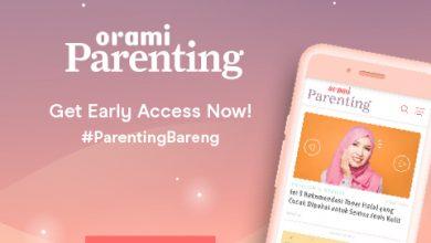 Orami Meluncurkan Aplikasi Parenting. Sumber Foto: orami