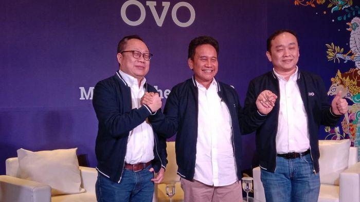 OVO Mendaftarkan Mantan Wakil Gubernur Bank Indonesia Sebagai Presiden Komisaris. Sumber Foto: detik
