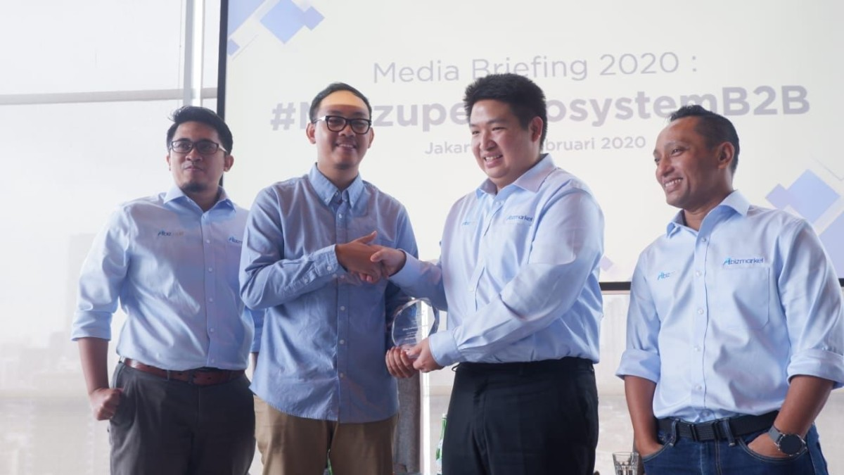 Situs e-procurement Indonesia, Mbiz, Mengumpulkan USD 20 Juta. Sumber Foto: gizmologi