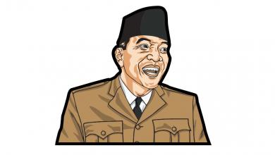 Photo of Biografi Soekarno, Sang Proklamator, Yang Ditakuti oleh Amerika